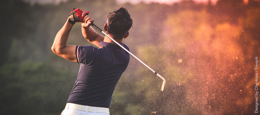 Golfeur, entrepreneurs