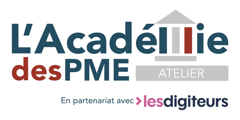 Académie des PME en partenariat avec les Digiteurs