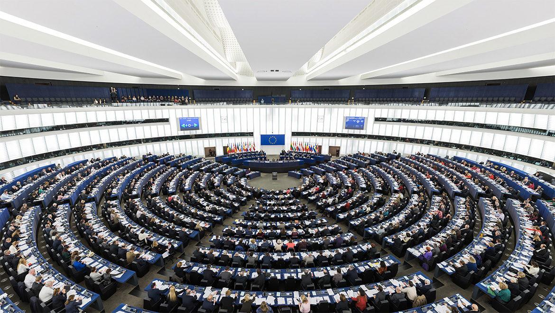 European Parliament Strasbourg, Carte européenne de services