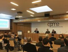 Assemblée générale de la CPME Paris - 28 mars 2018