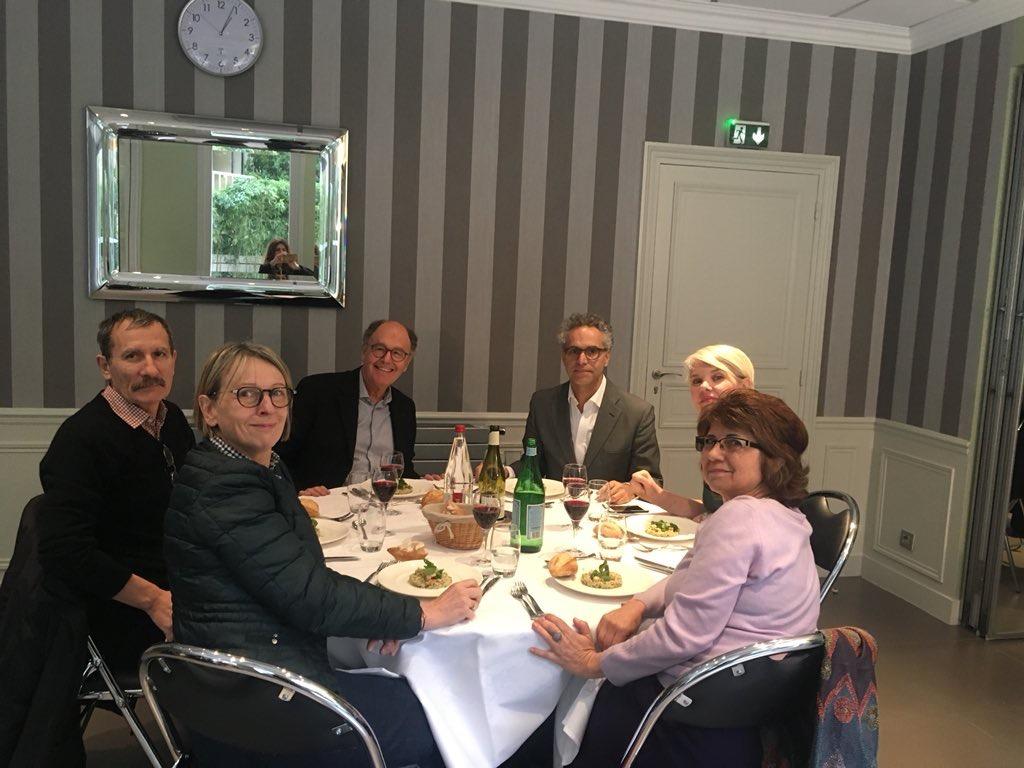 Déjeuner de formation des Conseillers Prud'hommes de la CPME Paris Ile-de-france