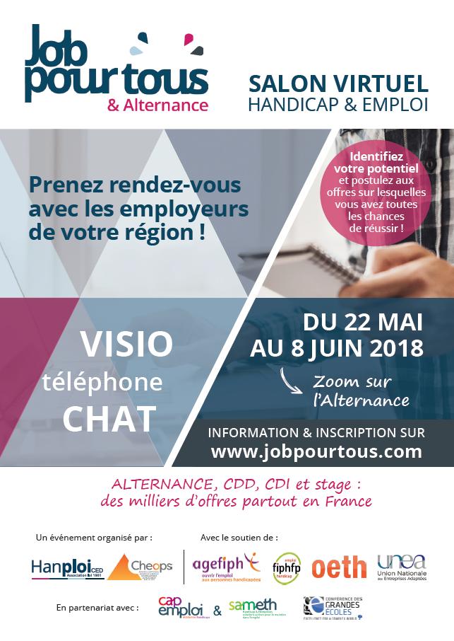 Job pour Tous & Alternance