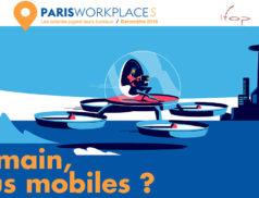 Résultats du sondage Ifop sur la mobilité des salariés