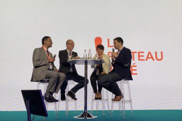 Les adhérents de la CPME Paris Ile-de-France sur le plateau télé pour partager leurs expériences