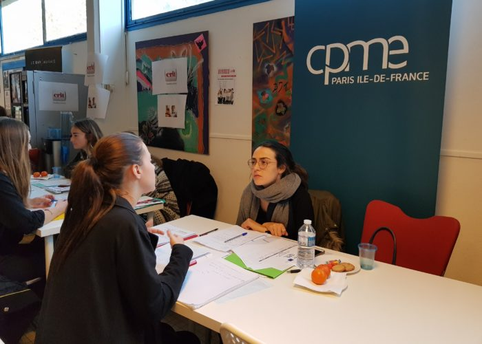 Jobs Day Hiver 2018 - CPME