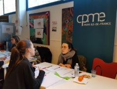 Fortement engagée auprès des TPE-PME sur la question de l'emploi et du recrutement, la CPME Paris Ile de France a souhaité participer à l'édition du «Jobs Day» Spécial Hiver organisée par la Mission Locale de Paris sur son site de Paris 15ème et accueillant plus de 400 jeunes candidats parisiens préparés à ce RDV emploi d'ampleur.