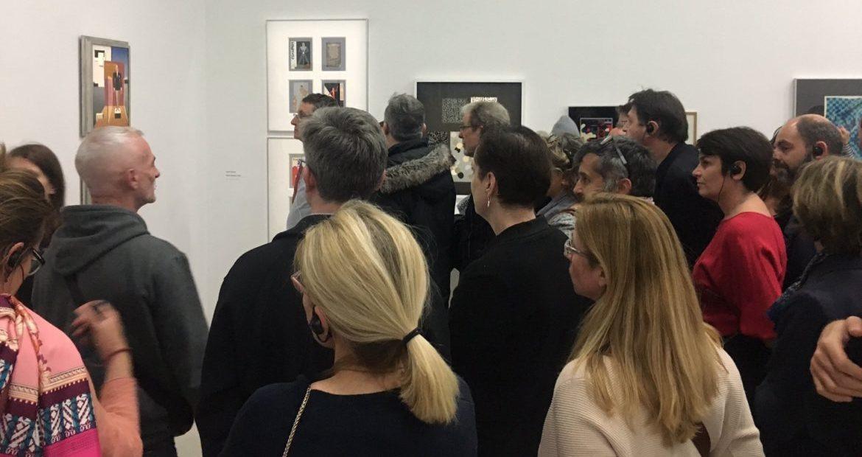 Vasarely le partage des formes