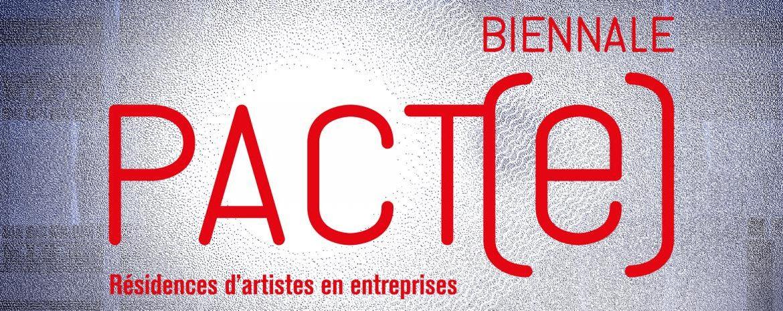 La Biennale PACT(e) expose - pour la première fois en France - des œuvres d'artistes créées exclusivement lors de résidences en entreprises, et dresse un panorama national des initiatives menées depuis 2008 entre art et entreprises.