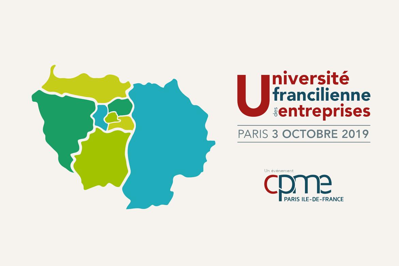 Université Francilienne des Entreprises – 3e édition
