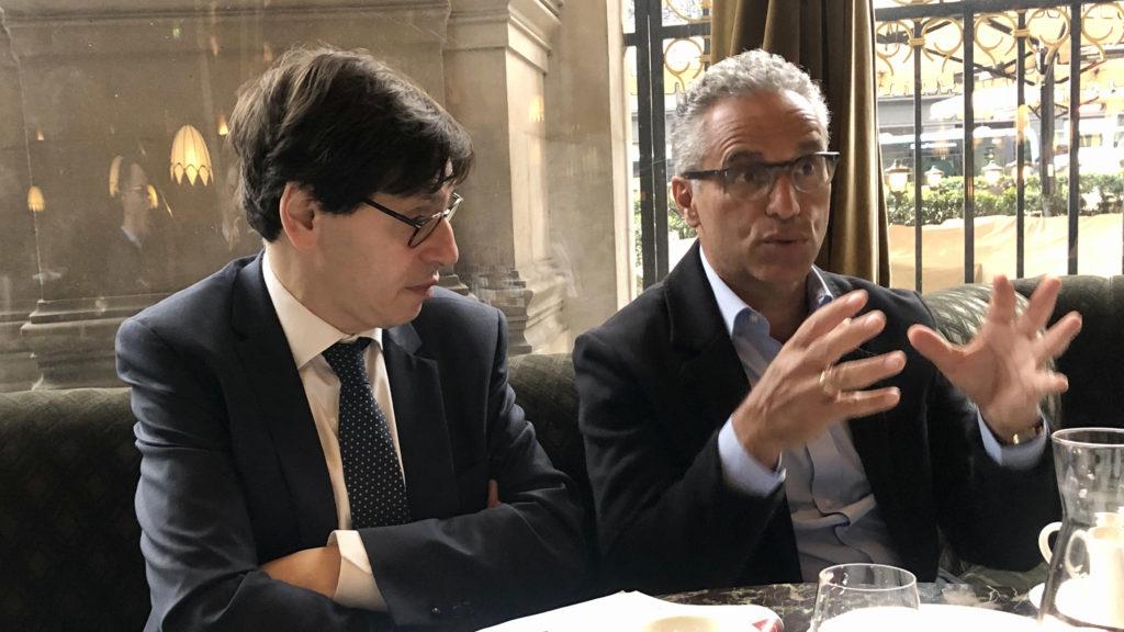 La CPME Paris présente son livre blanc aux côtés de Frédéric Dabi, DG adjoint de l'Ifop.