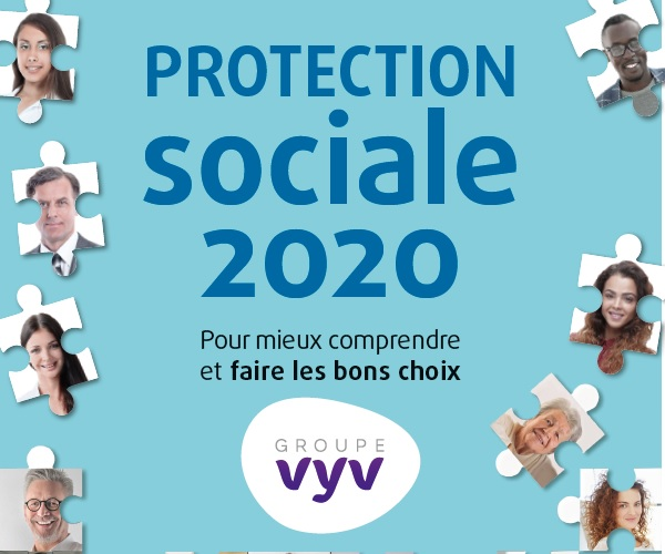 Guide de la protection sociale | Groupe VYV 2020