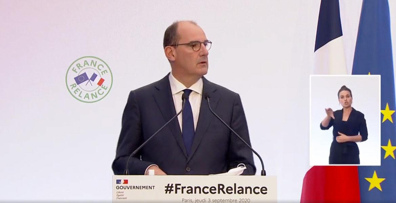 Le plan de relance a été présenté ce jeudi 3 septembre midi par le Gouvernement. Divisé en 3 priorités et en 70 mesures, la distribution des 100 milliards d'euros fait de la compétitivité des entreprises françaises un axe majeur. Le programme de la relance tel qu'il a été annoncé prévoit 35 milliards d'euros pour la compétitivité du pays. Cela correspond à ce qu'avait annoncé le Premier Ministre et le Ministère de l'Économie.