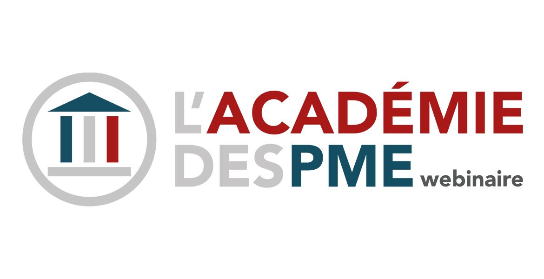 webinaire Académie des PME