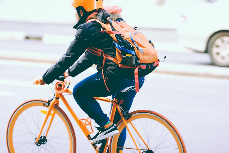 Le vélo, oui mais à condition de pédaler dans le bon sens