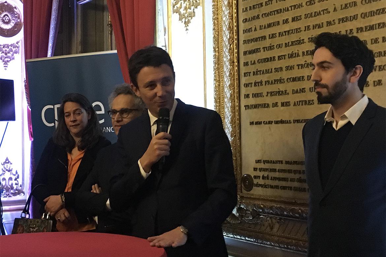 Soirée annuelle de la CPME Paris