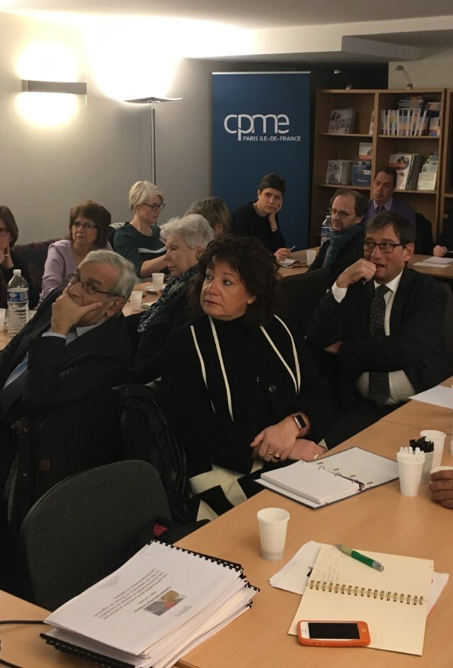 Formation conseillers Prud'hommes - 7 mars 2018