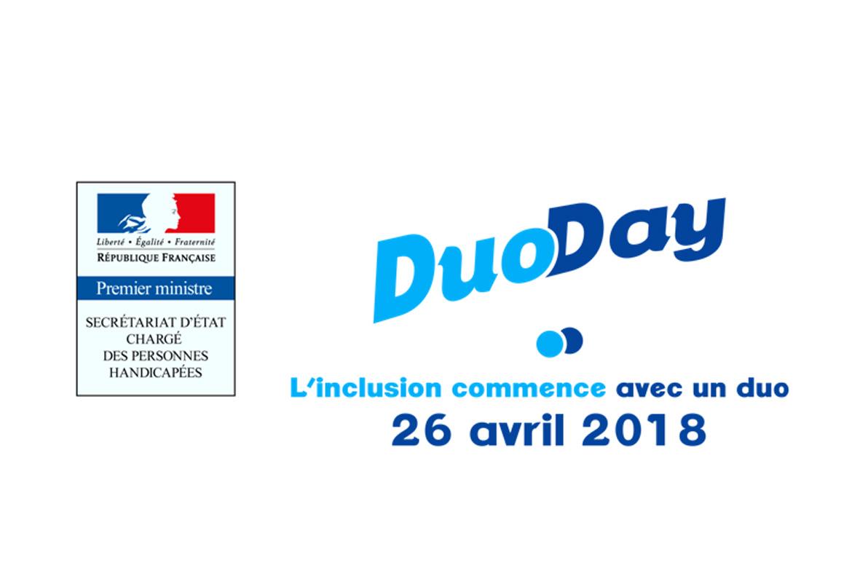 Duoday 2018, la journée pour l'inclusion des travailleurs handicapés