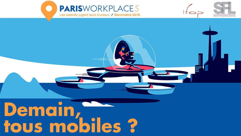 Ile-de-France : Le lourd fardeau du trajet domicile-travail