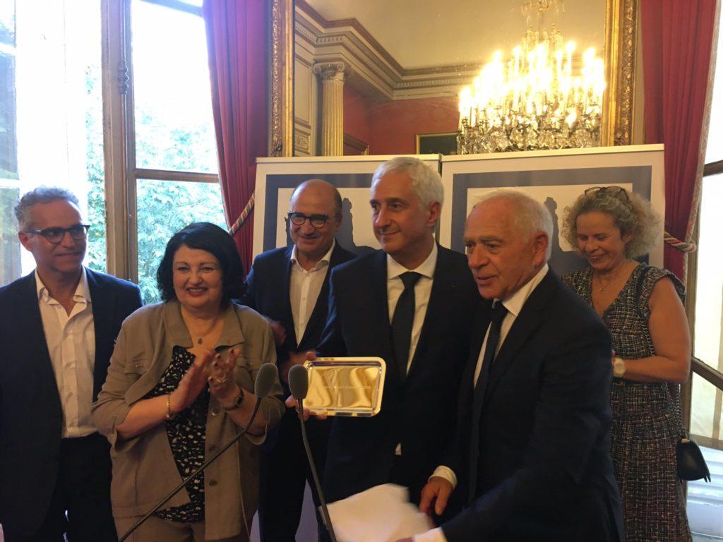 Prix Etienne Marcel 2019 - Stéphane Layani