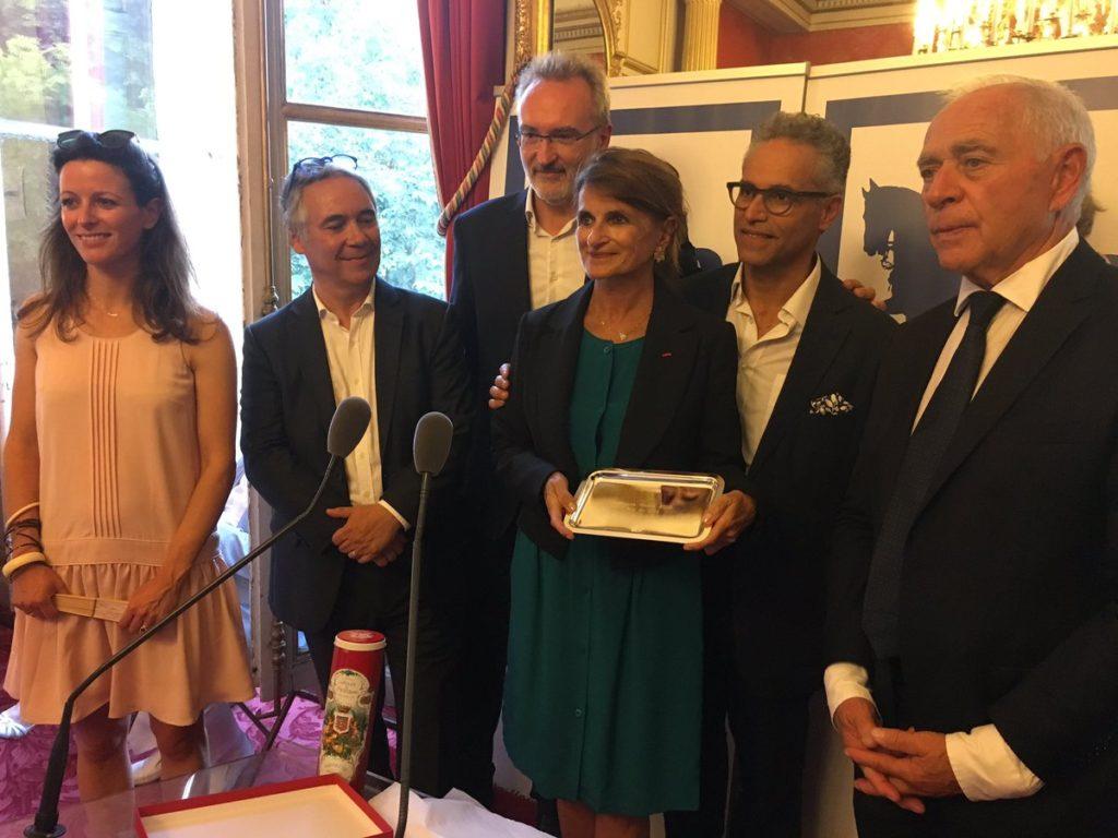 Prix Etienne Marcel 2019 - Catherine Petitjean - Mulot et Petitjean