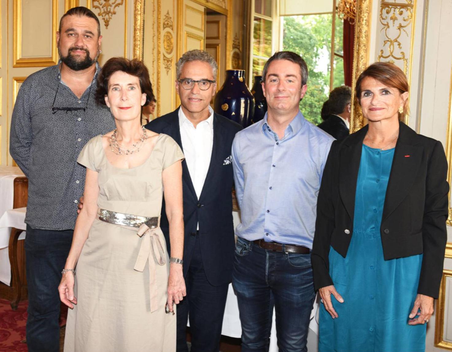 Prix Etienne Marcel : Les lauréats 2019