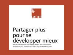 Ce rapport présente les perspectives ouvertes par l'intéressement et la participation et réflexion pour renforcer leur place dans les TPE & PME françaises.