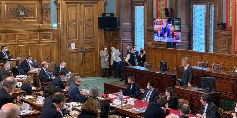 Retour sur la Conférence pour la Relance de l'Économie Parisienne
