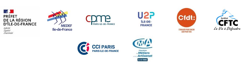 En Ile-de-France, Etat et partenaires sociaux appellent à la mise en œuvre volontariste de la règle de généralisation du télétravail