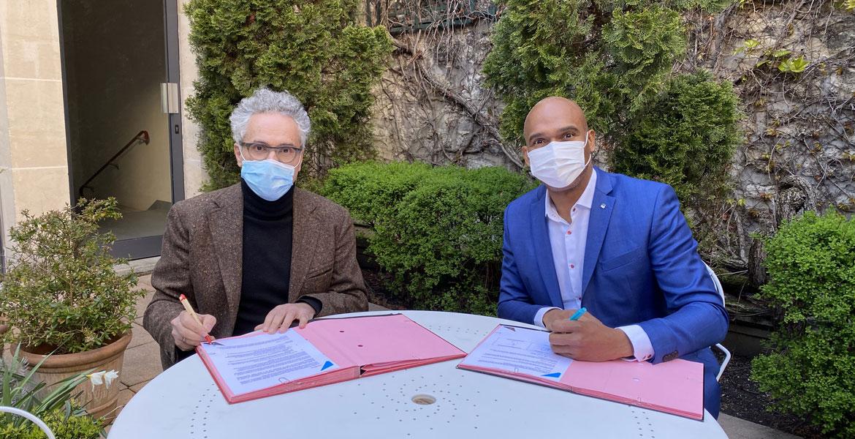 Protection sociale du dirigeant : Partenariat renouvelé entre la CPME Paris Ile-de-France & AG2R