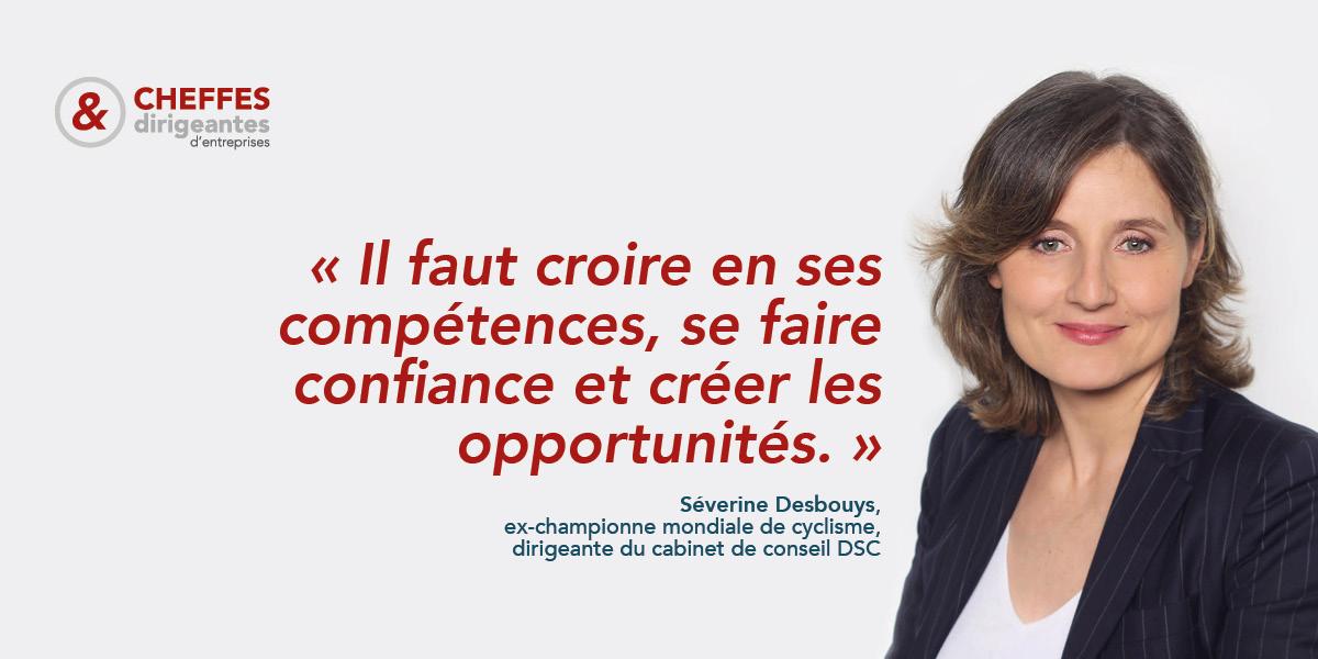 Portrait | « Il faut croire en ses compétences, se faire confiance et créer les opportunités. »